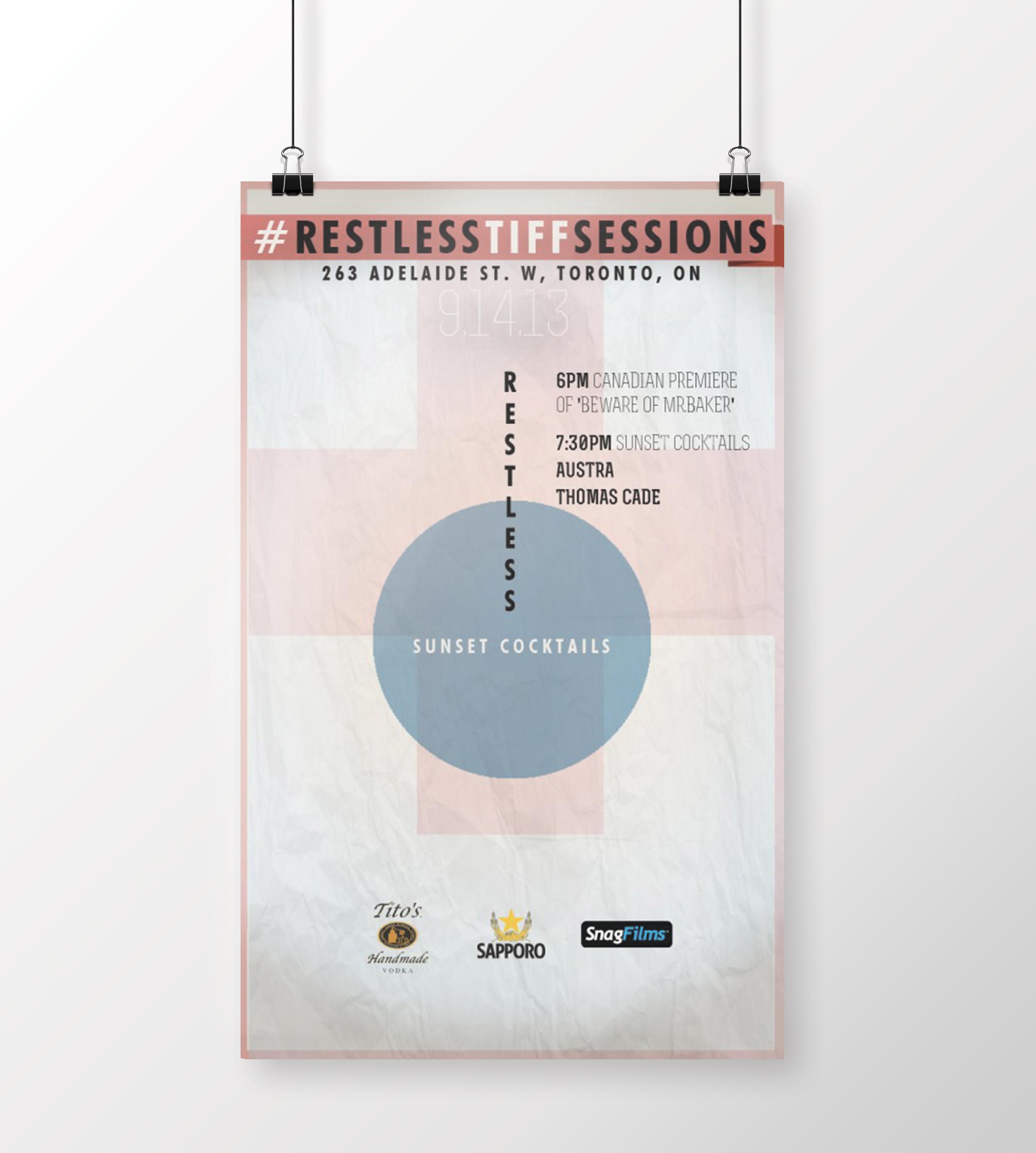 Social media infographic flyer