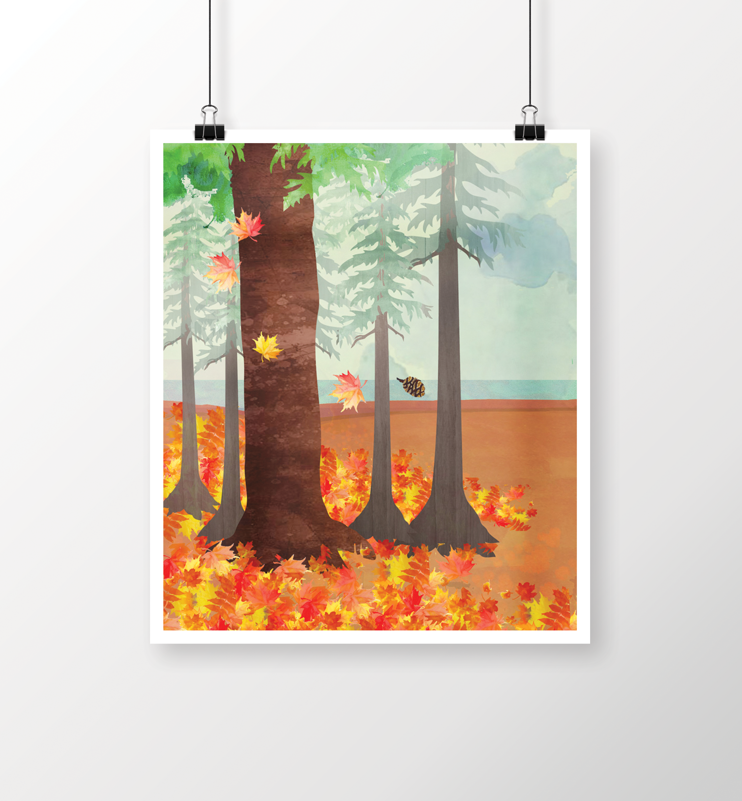 tree poster mock1