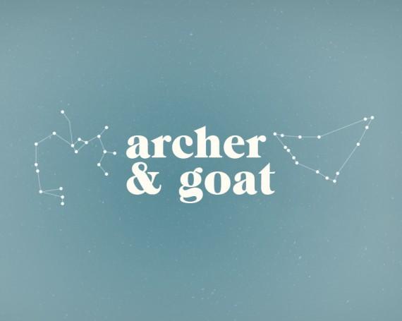 Archer & Goat